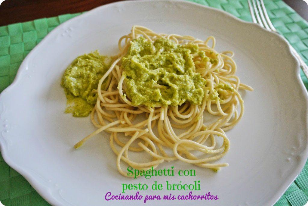 Pesto de brócoli