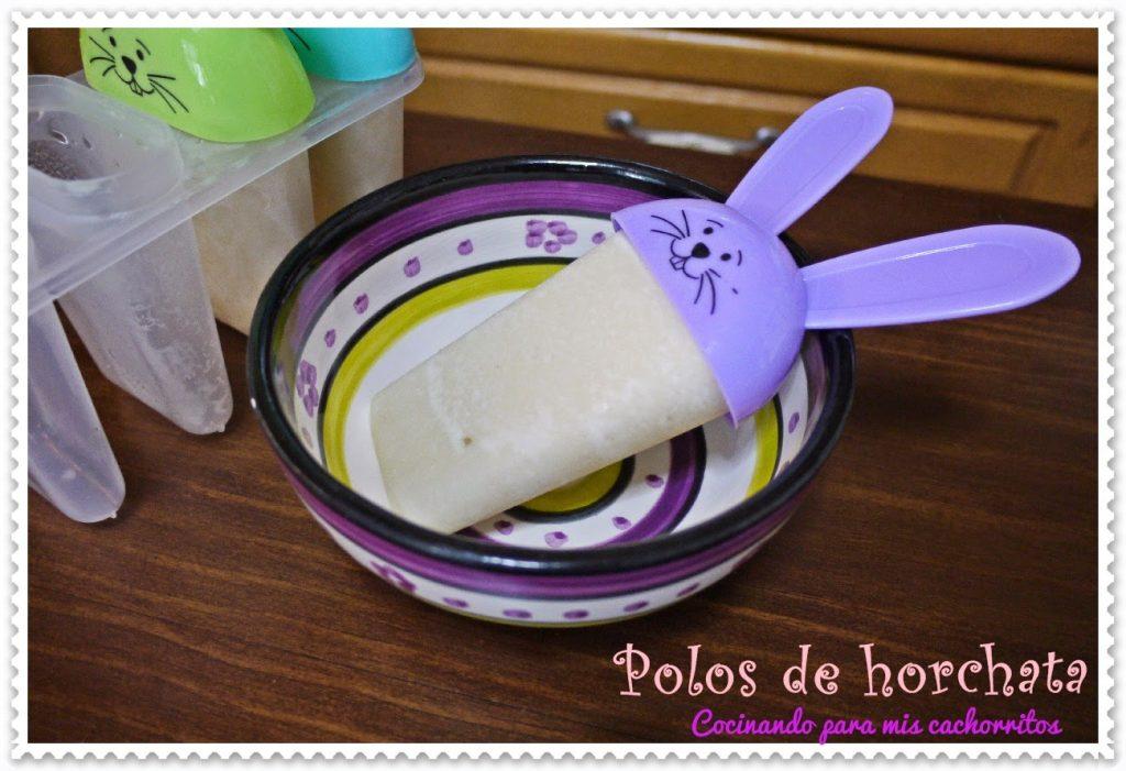 polos de horchata