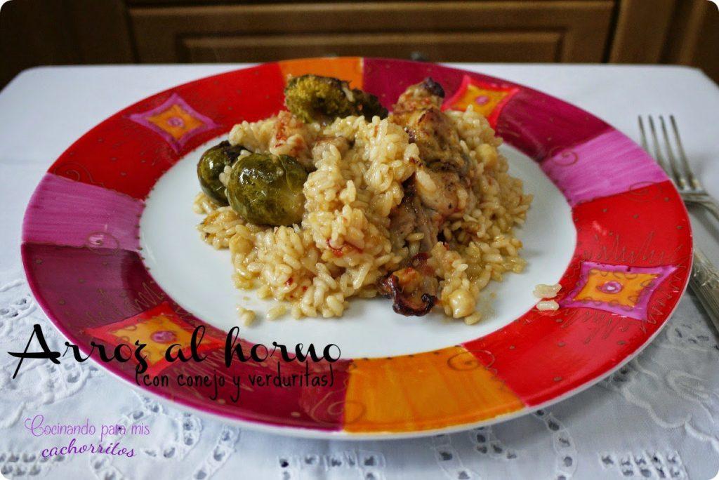 arroz al horno