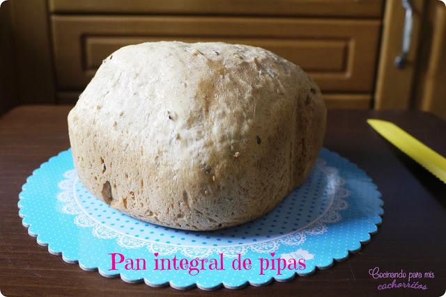 pan integral de pipas