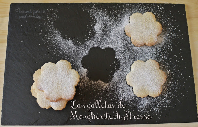 Galletas de Margherite di Stressa