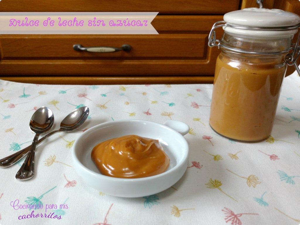 dulce de leche sin lactosa