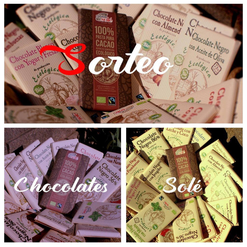 sorteo chocolates solé