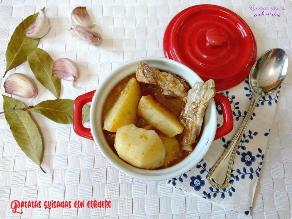 patatas guisadas con cordero crockpot