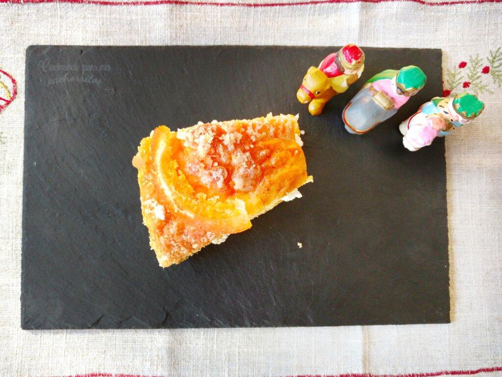 roscón sin huevo thermomix