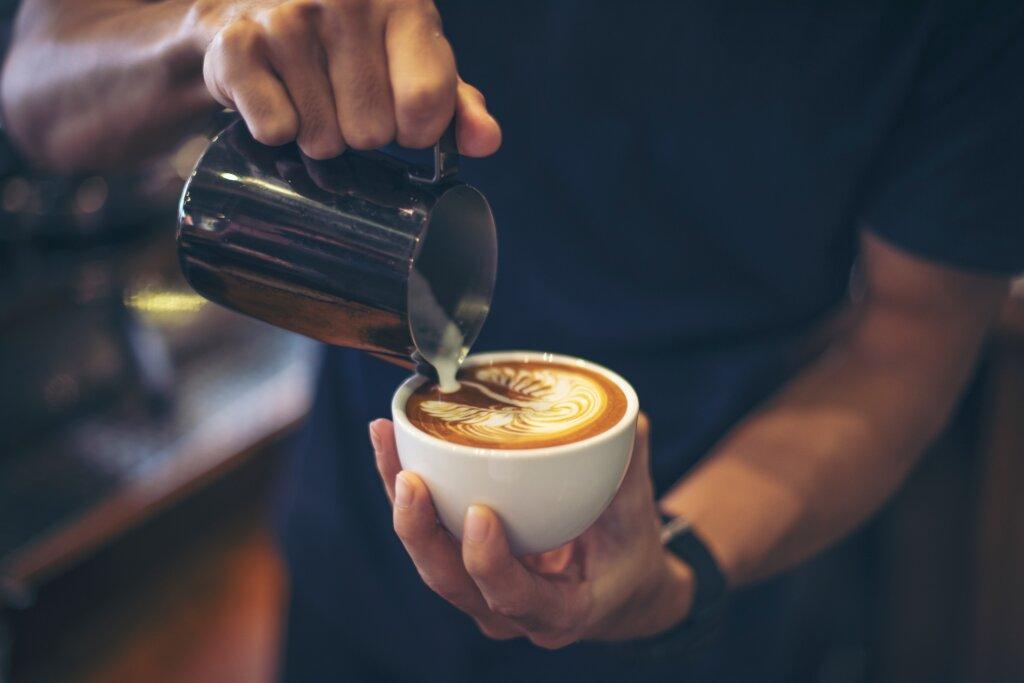 preparar café