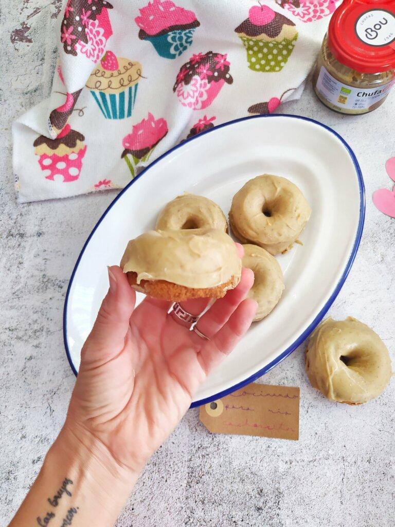 Donuts de horchata
