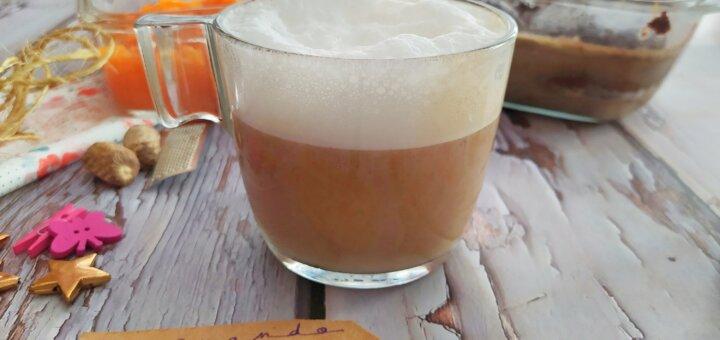 Café especiado con calabaza